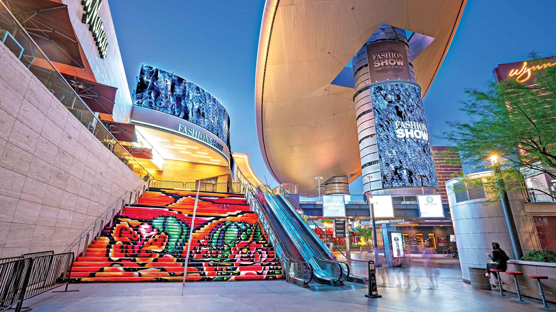 Fashion Show: compras con estilo en Las Vegas