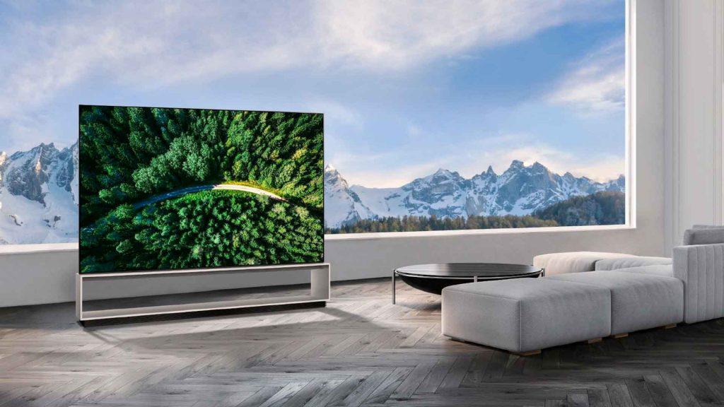 LG OLED TV 8K: para los amantes de la Ultra HD