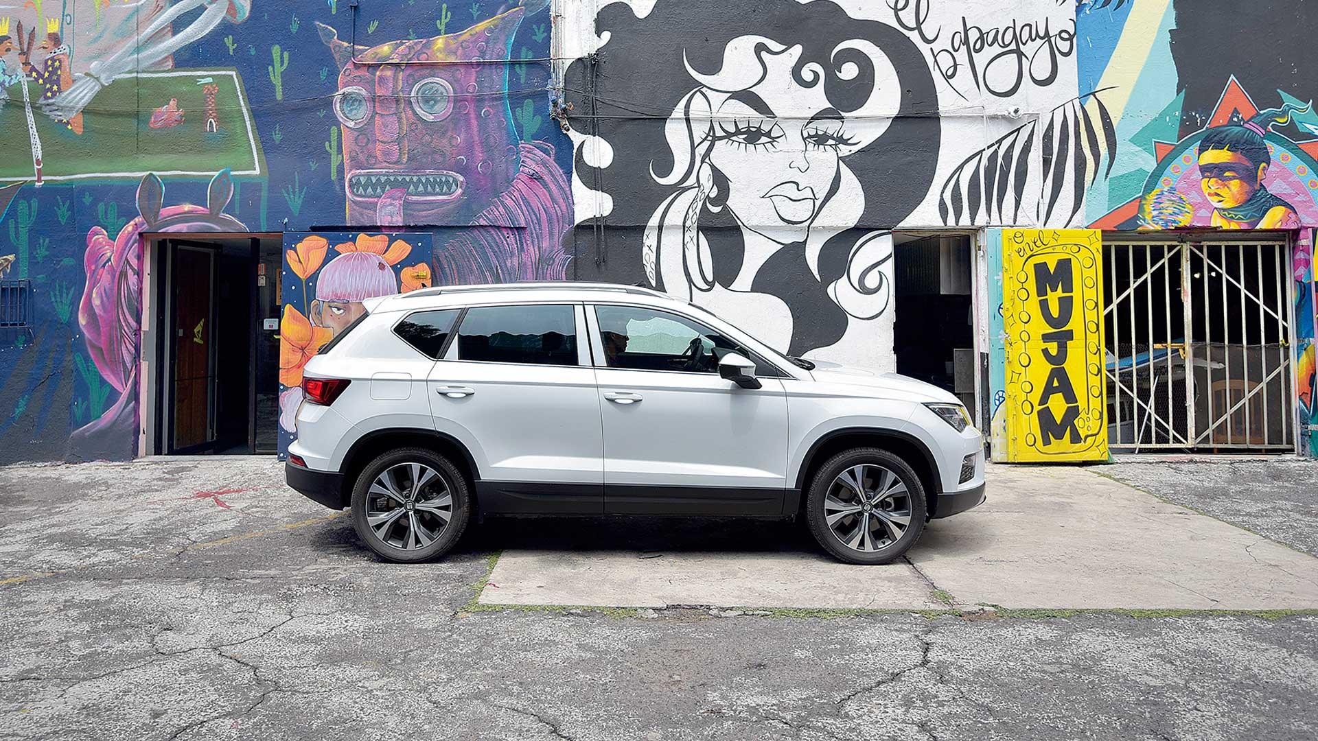 5 rutas imperdibles por Ciudad de México con SEAT