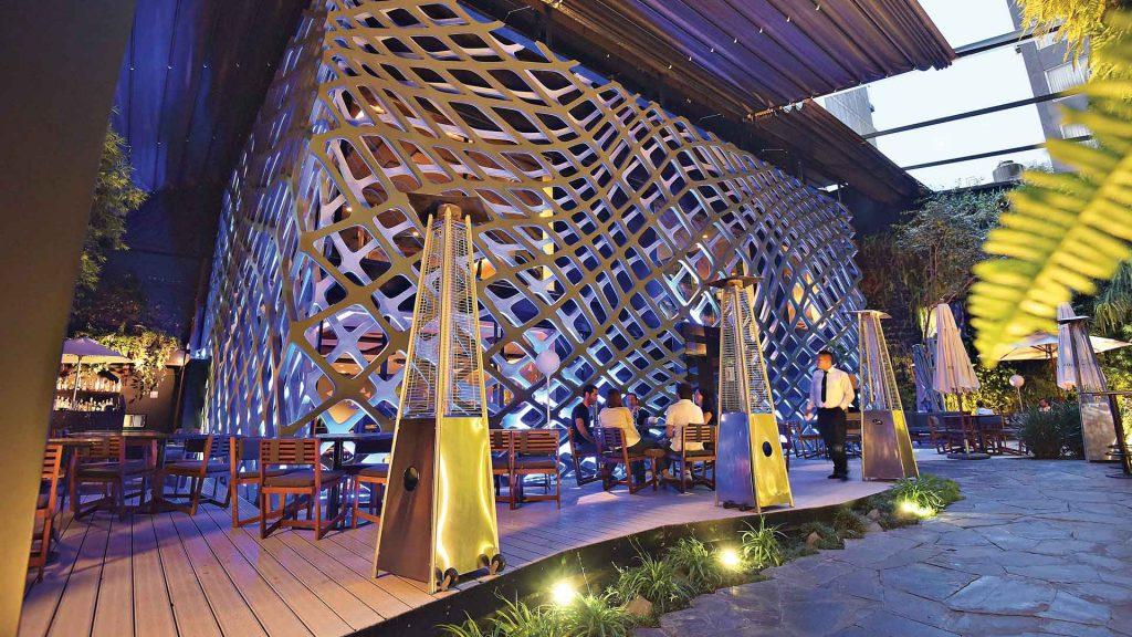 Apasiónate por la arquitectura de Ciudad de México con Seat Tarraco