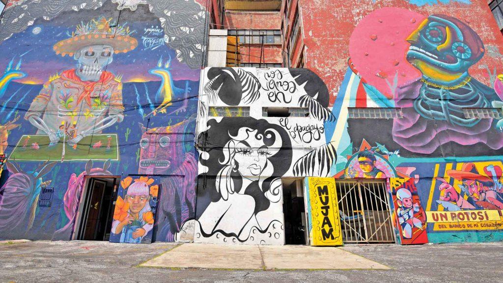 Seat Ateca recorre el street art y food en Ciudad de México