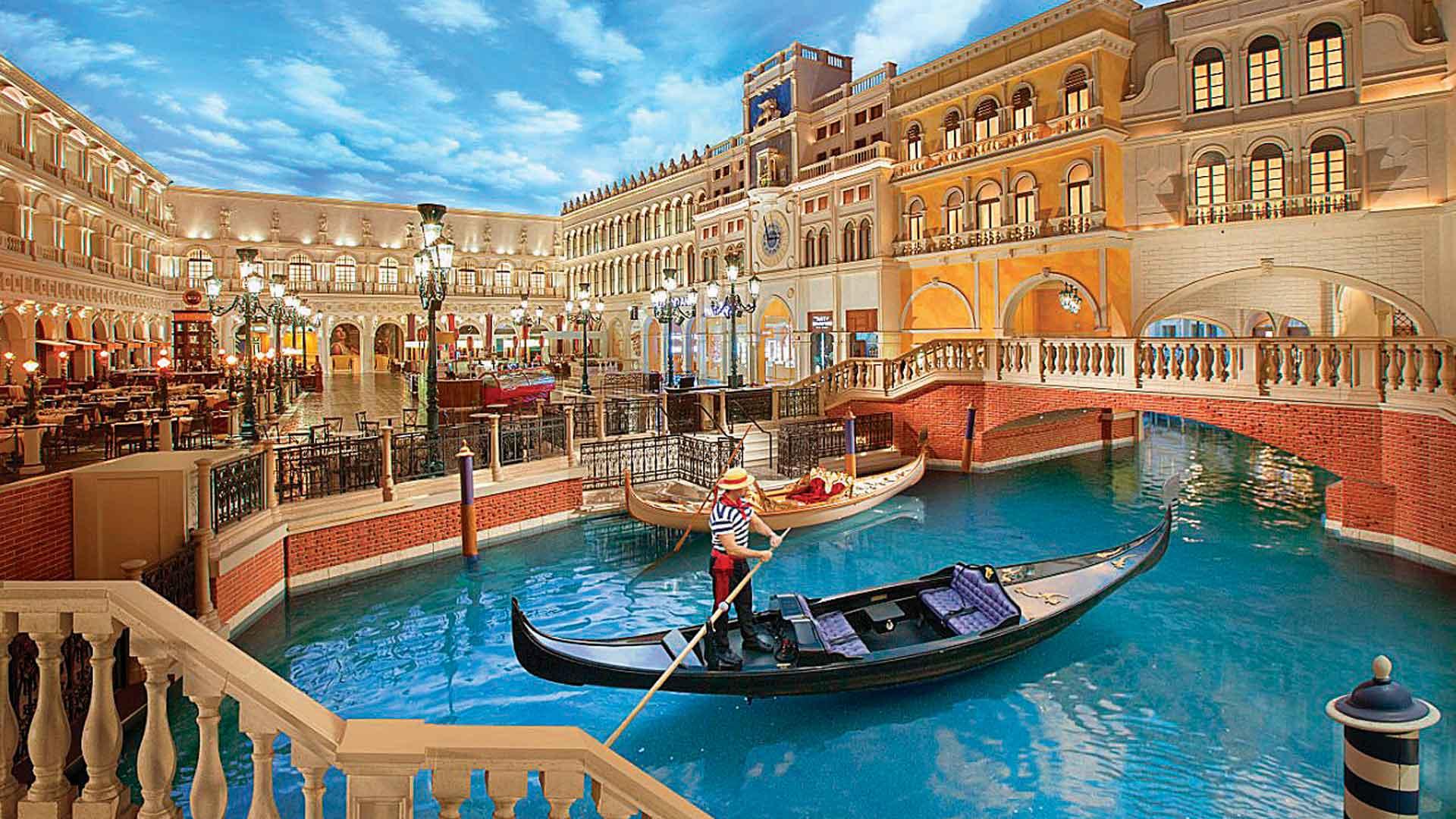 Emoción y shopping en Las Vegas