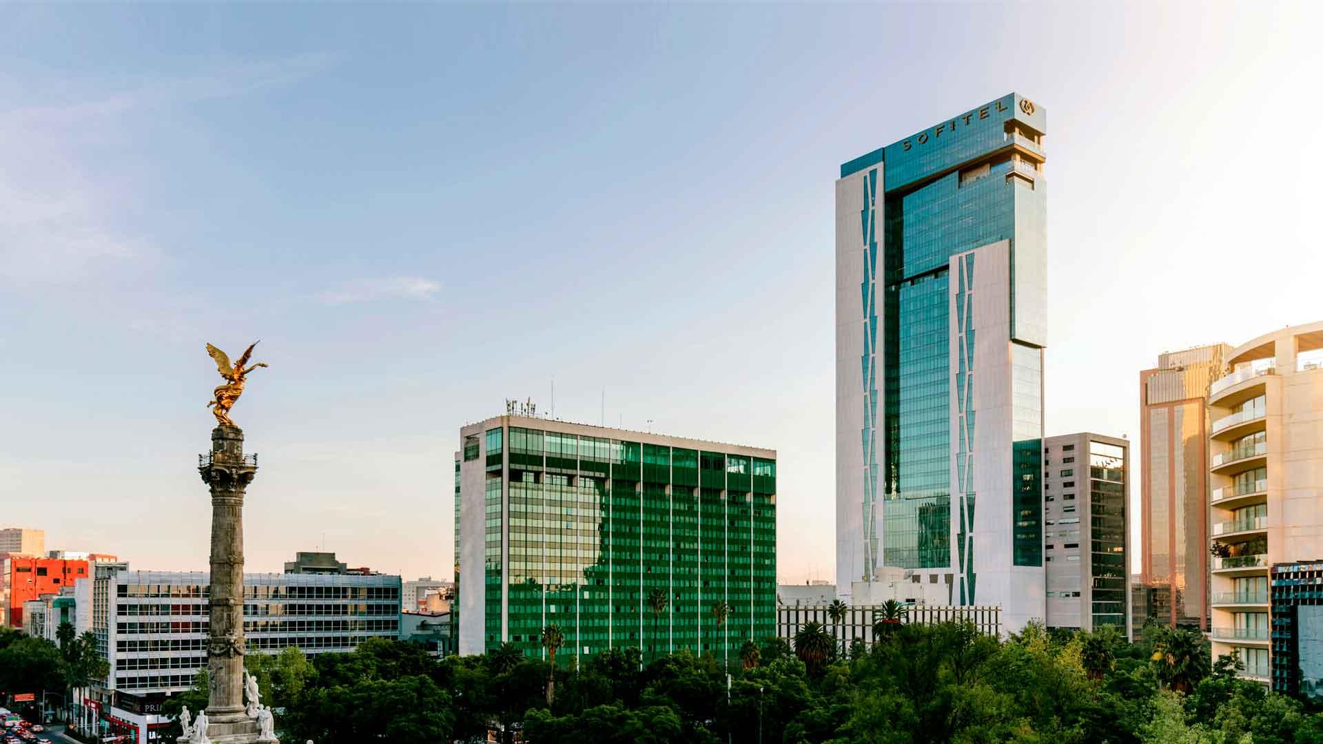 5 motivos para conocer Sofitel Mexico City