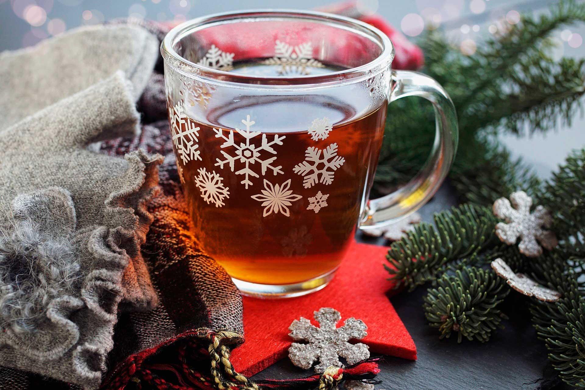 blend de té negro