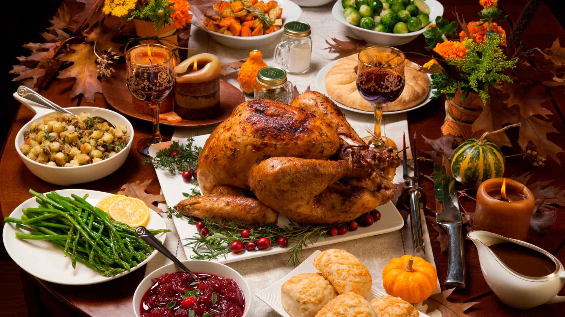 Festeja el Día de Acción de Gracias en JW Marriott