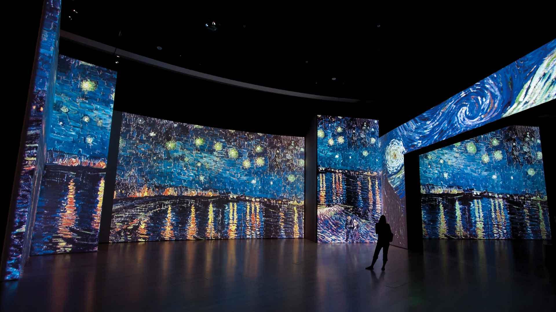 Van Gogh Alive: la experiencia multisensorial en México