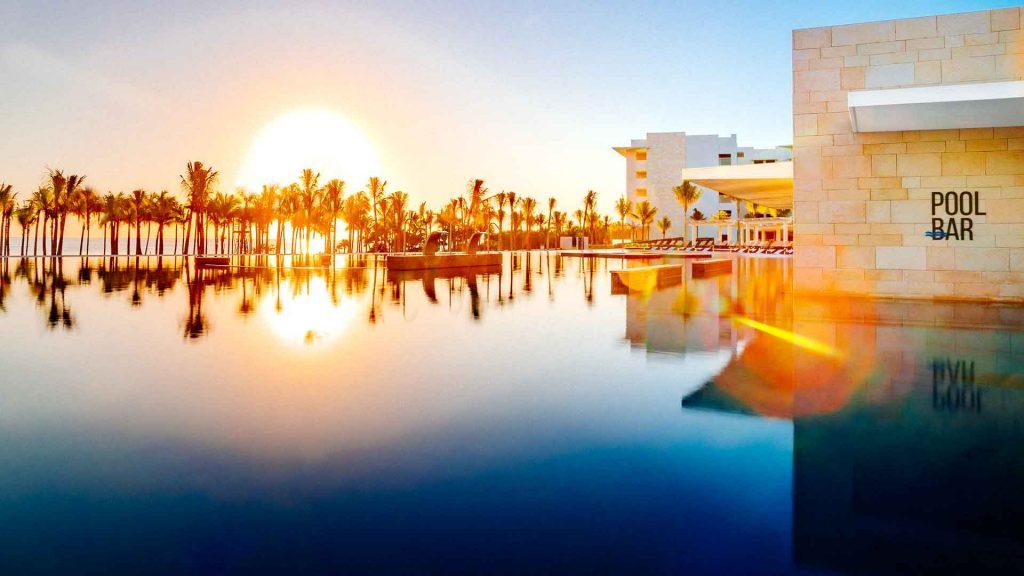 Asómbrate con el majestuoso Barceló Riviera Maya