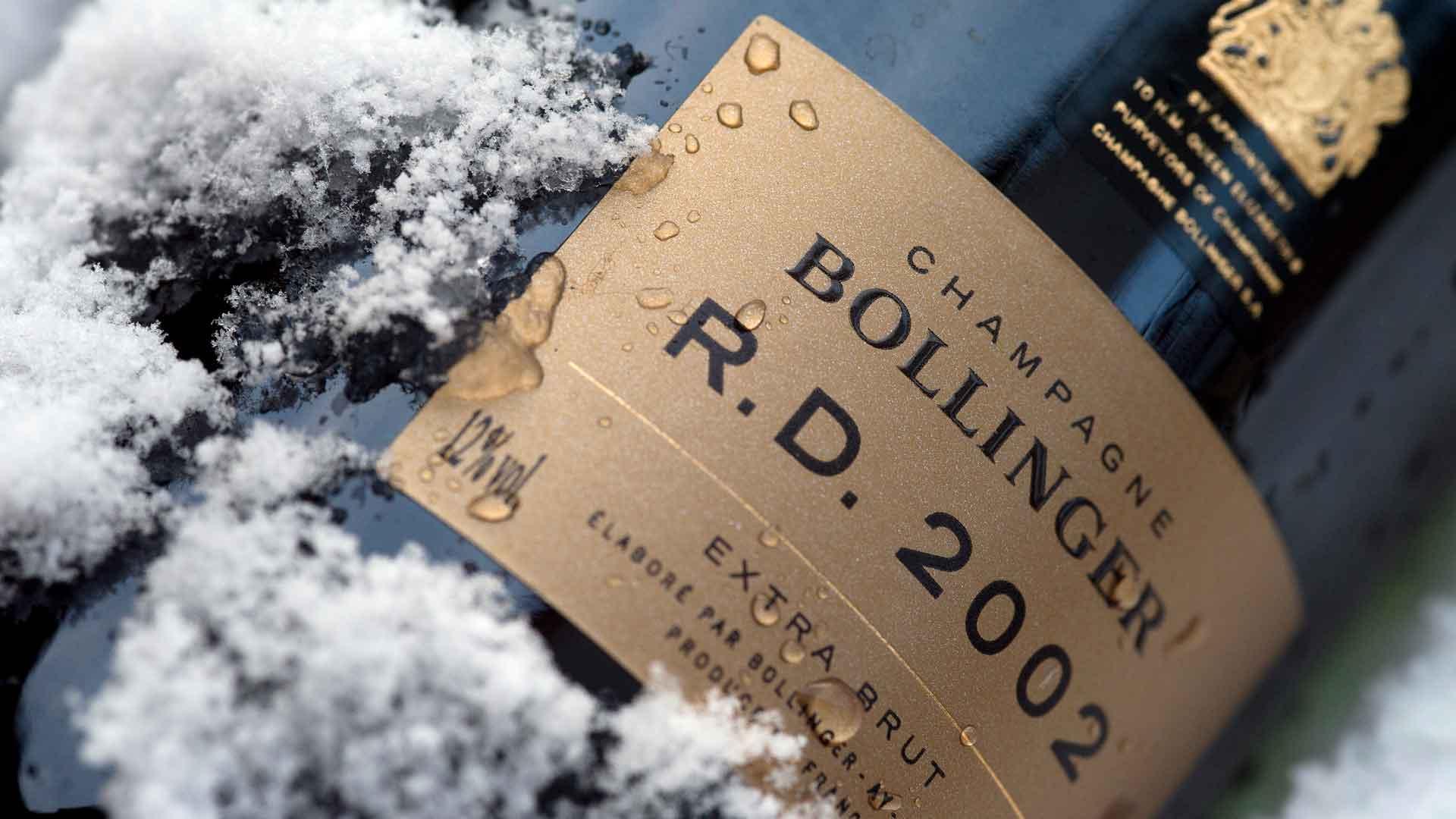 Bollinger: la champaña que crea el maridaje perfecto