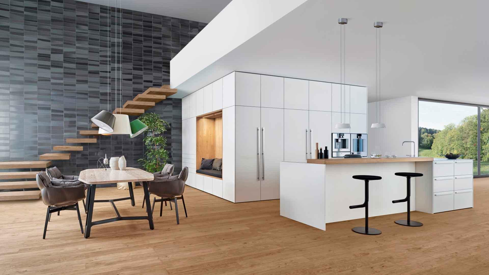 Breuer & Attaria Kitchen Studio: showroom de gran diseño