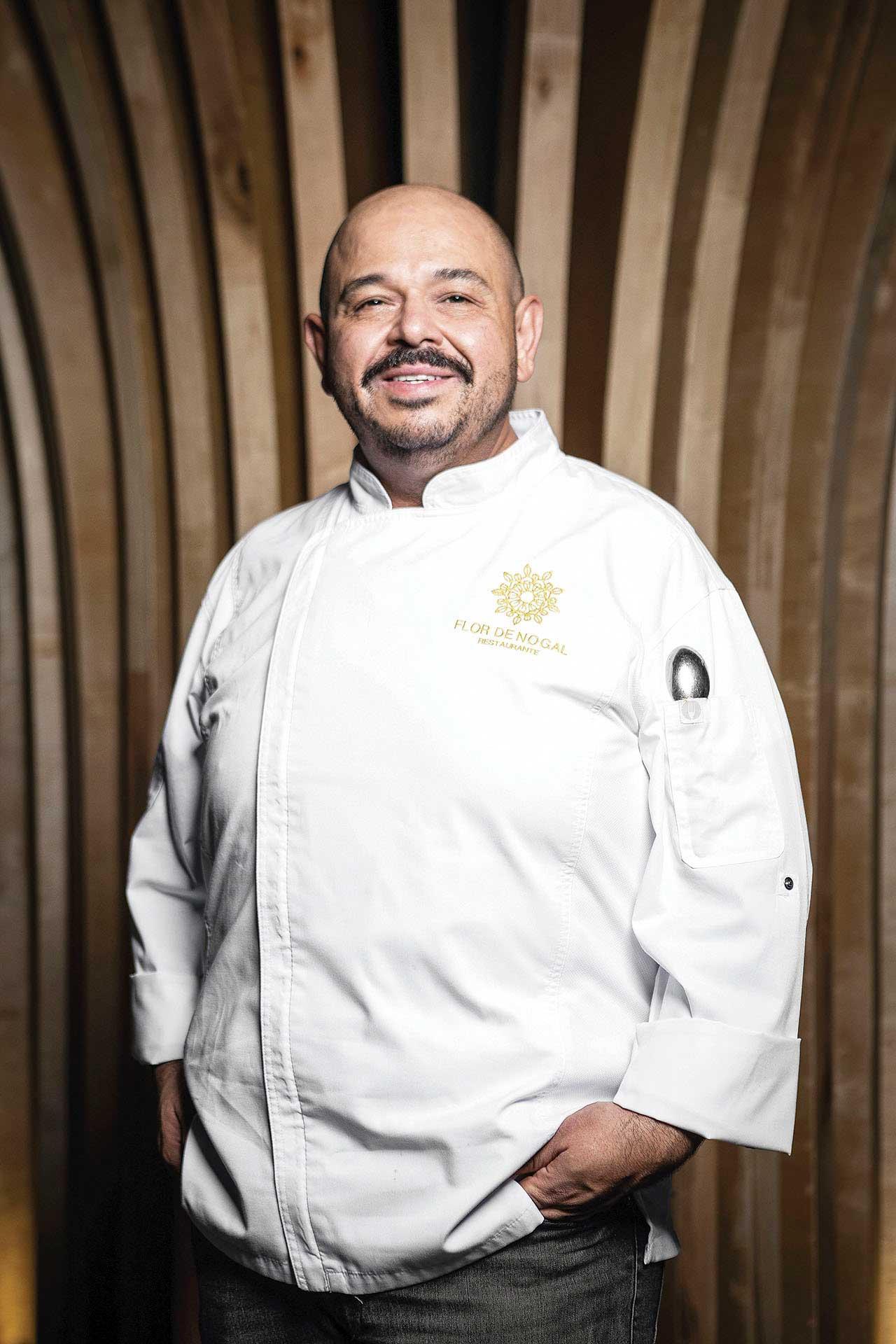 Chef Oscar Herrera