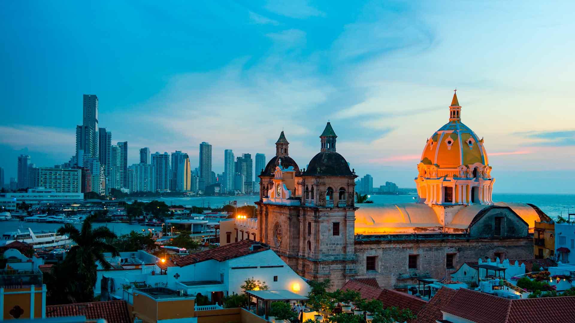 Interjet te hace viajar directo de Ciudad de México a Cartagena