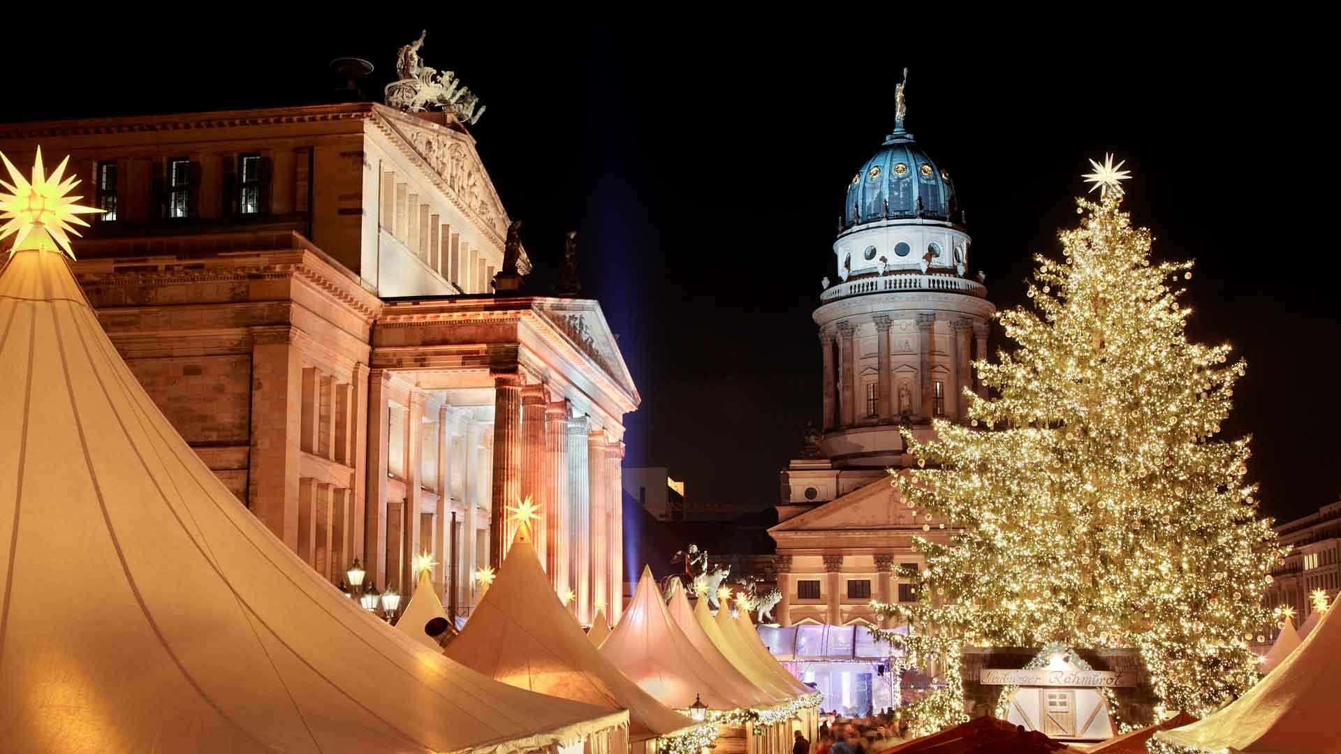 6 mercados navideños imperdibles en el mundo
