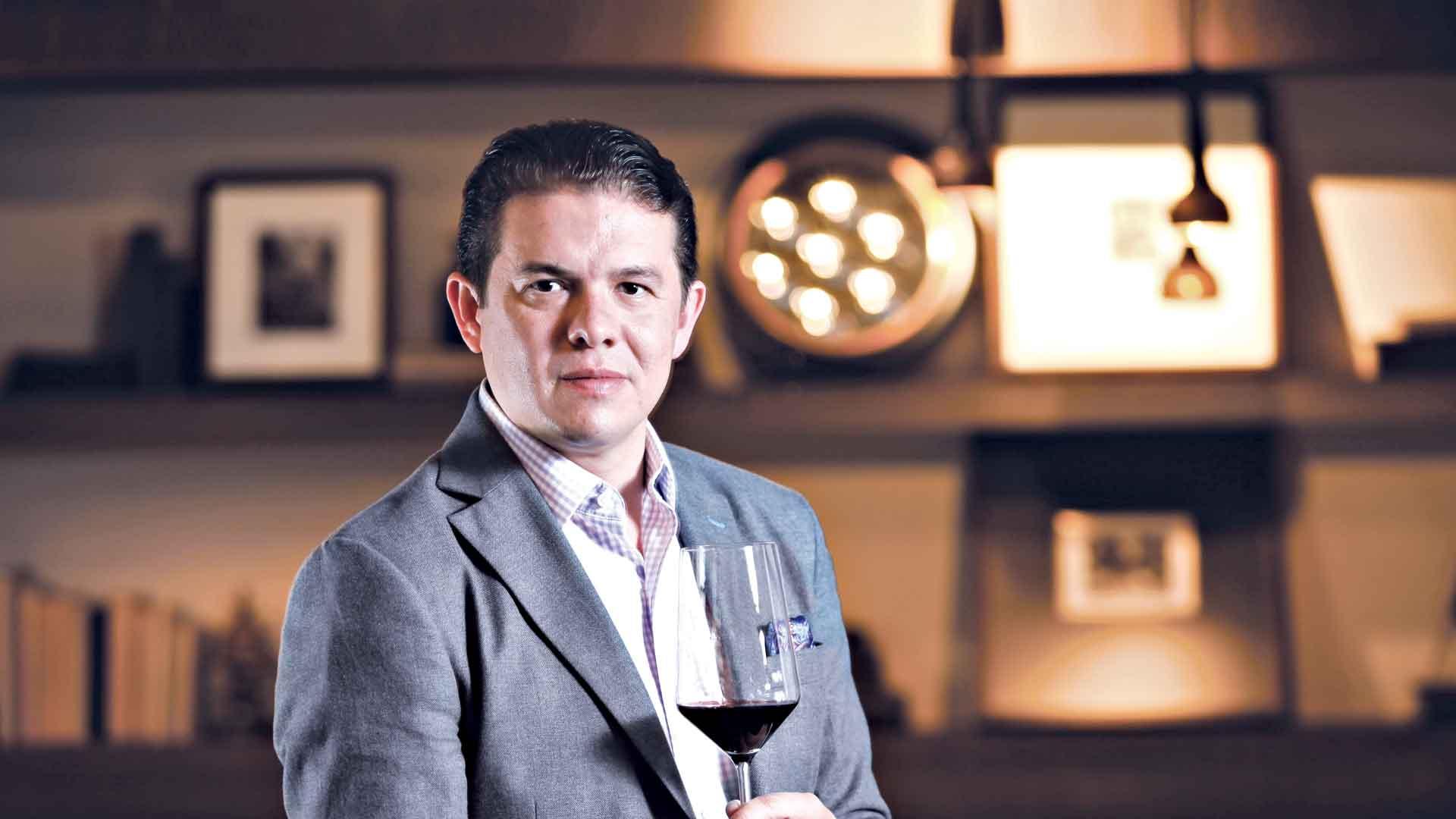 Miguel Ángel Cooley, nuevo presidente de la Asociación de Sommeliers Mexicanos