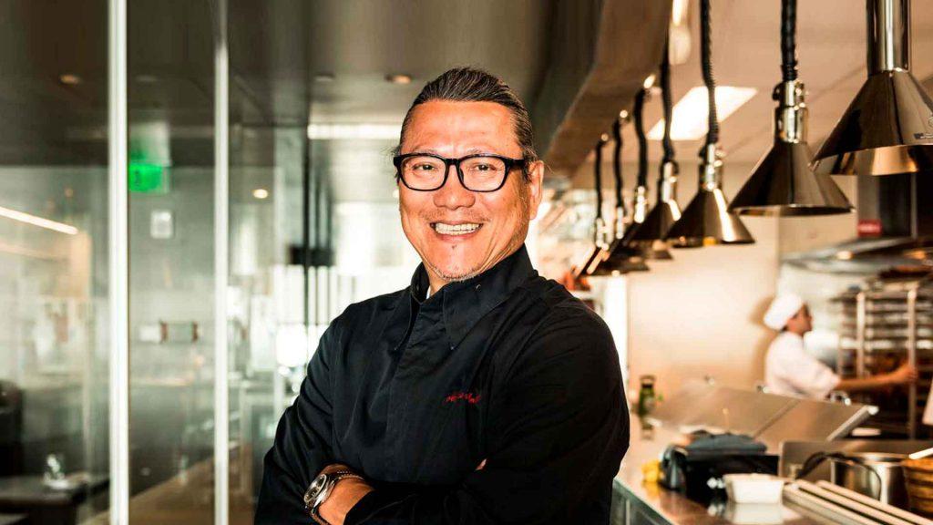 13 declaraciones del chef Morimoto en México