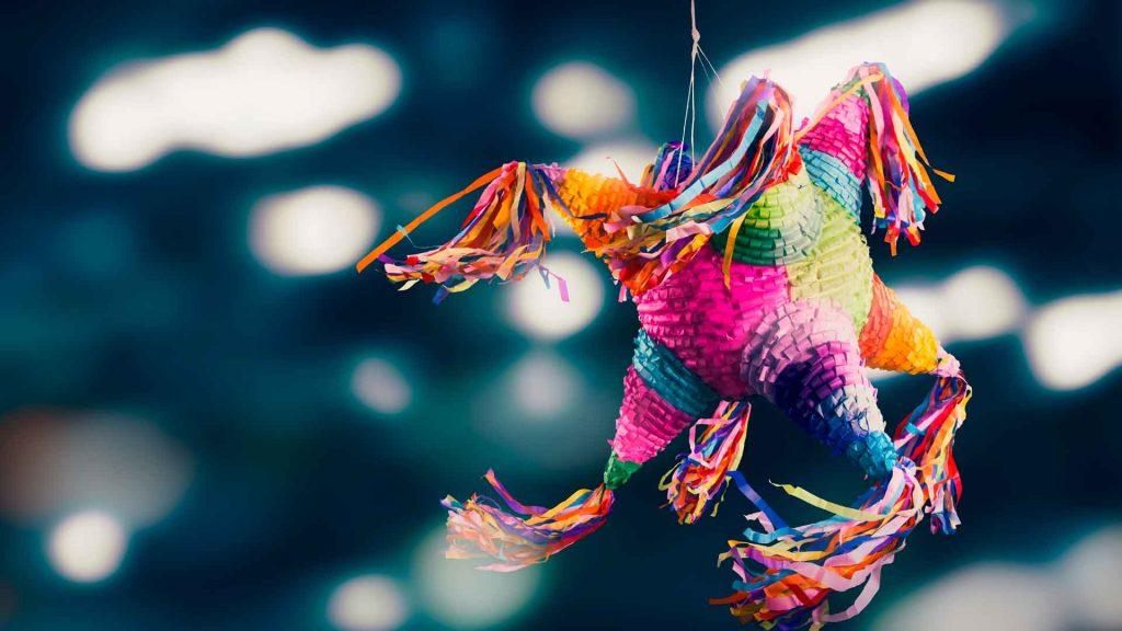 Piñatas, tradición mexicana que llegó de… ¿China?