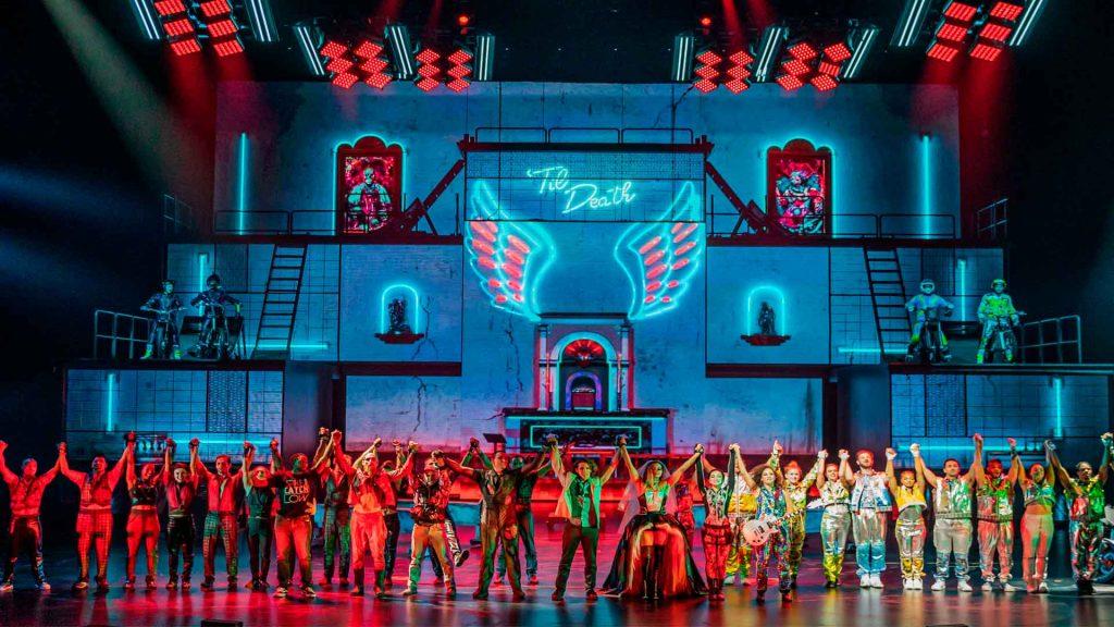 R.U.N: el nuevo show de Cirque du Soleil en Las Vegas