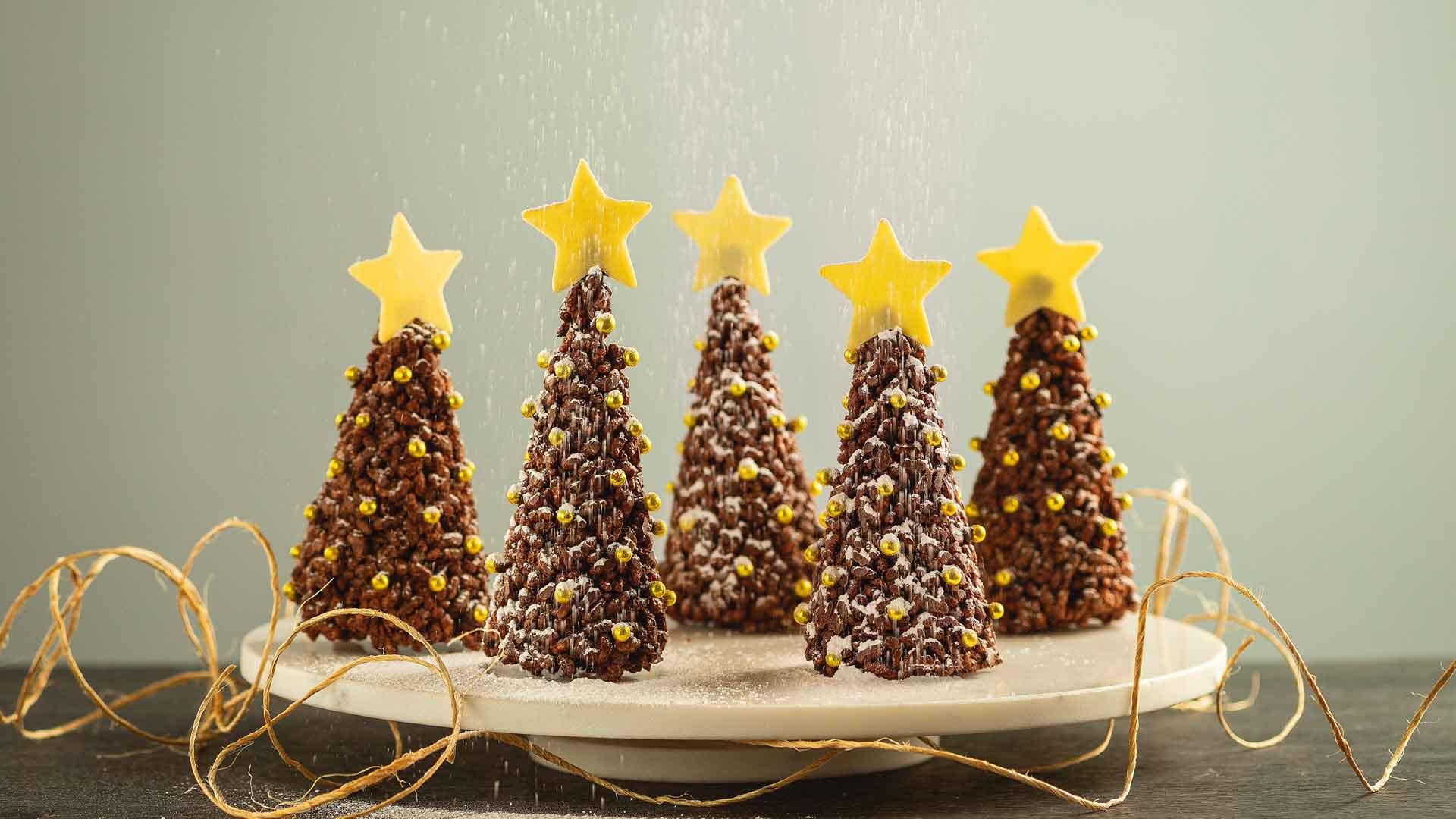 3 recetas navideñas con chocolate Turín