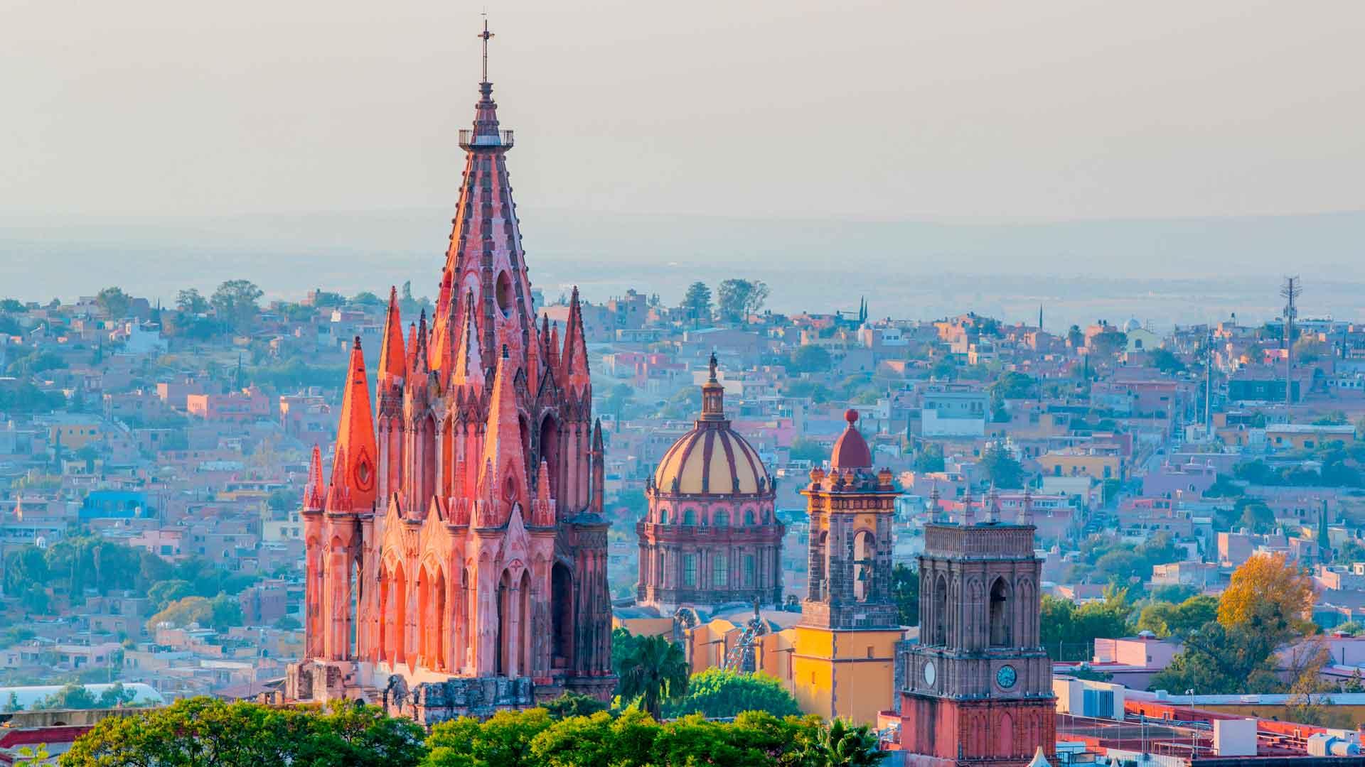 6 paradas imperdibles en San Miguel de Allende