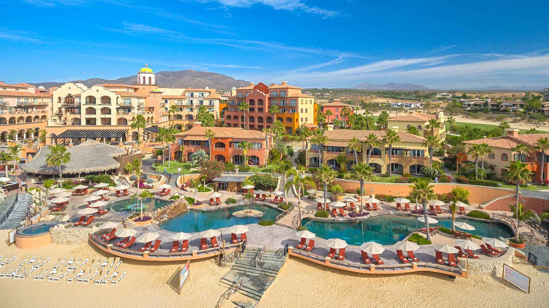 5 esenciales de Sheraton Grand Los Cabos