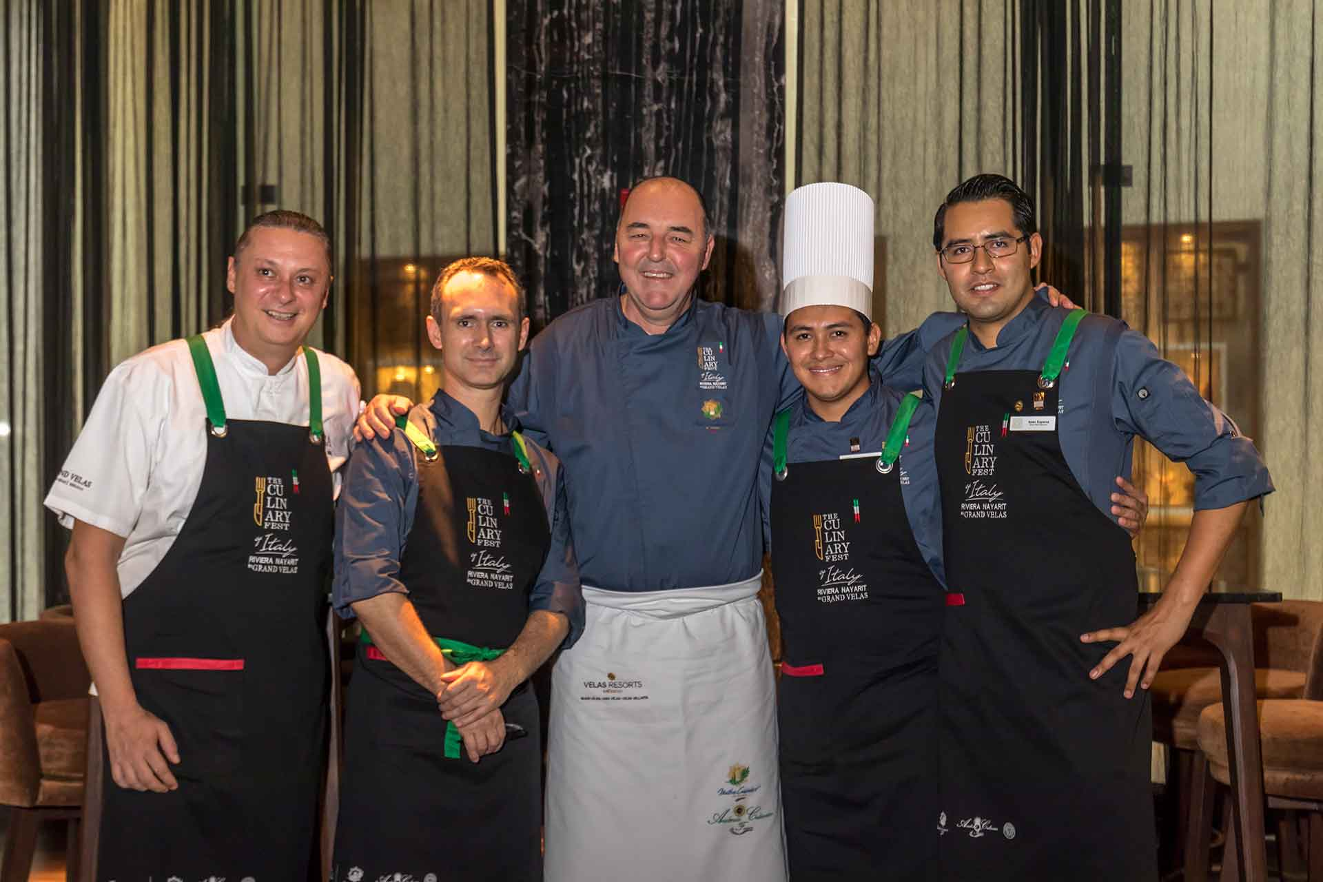 The Culinary Fest of Italy