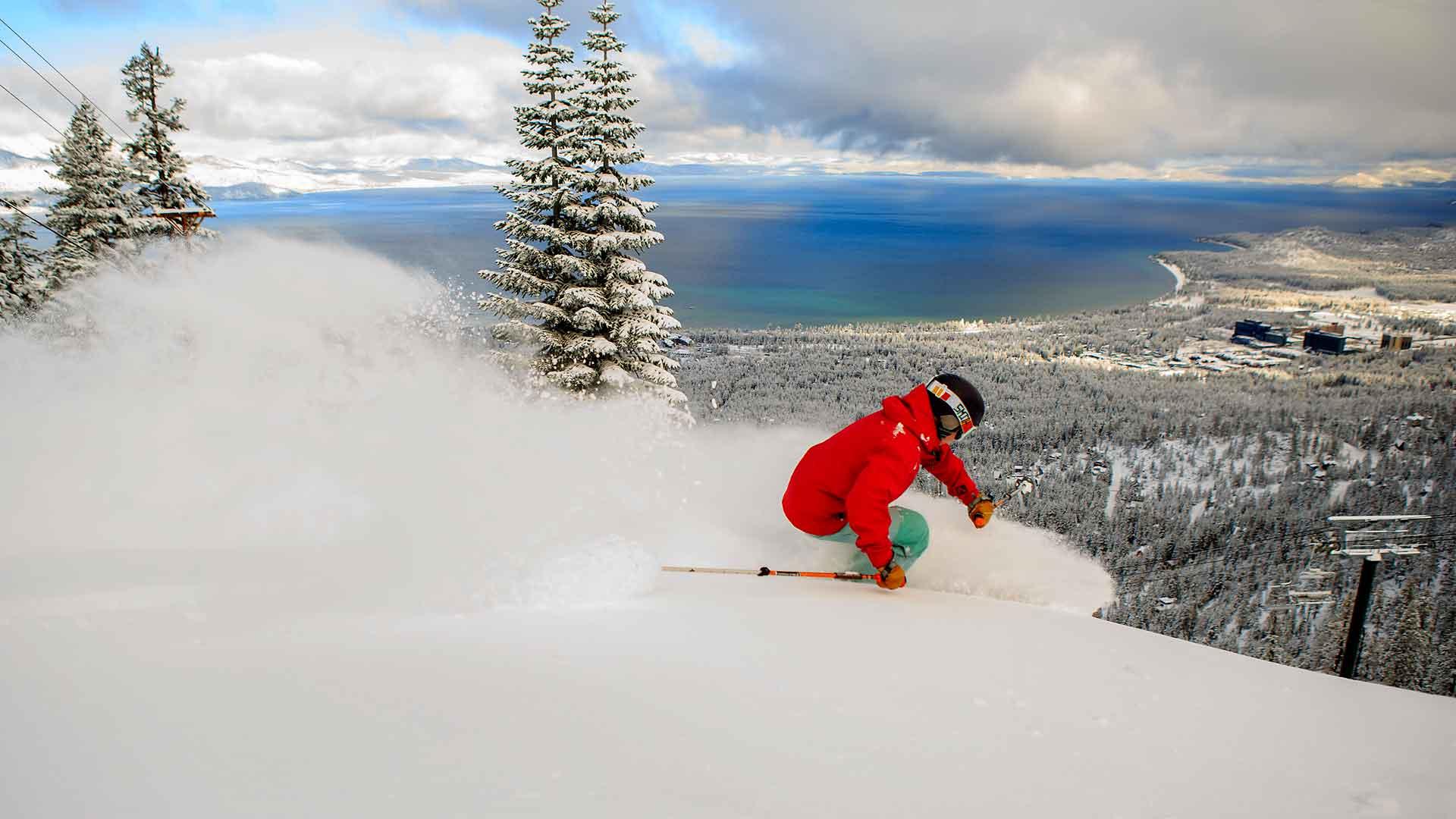 ¡Vamos a esquiar a Vail!