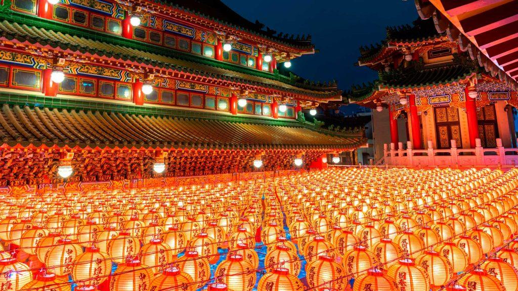 La leyenda del Año Nuevo Chino