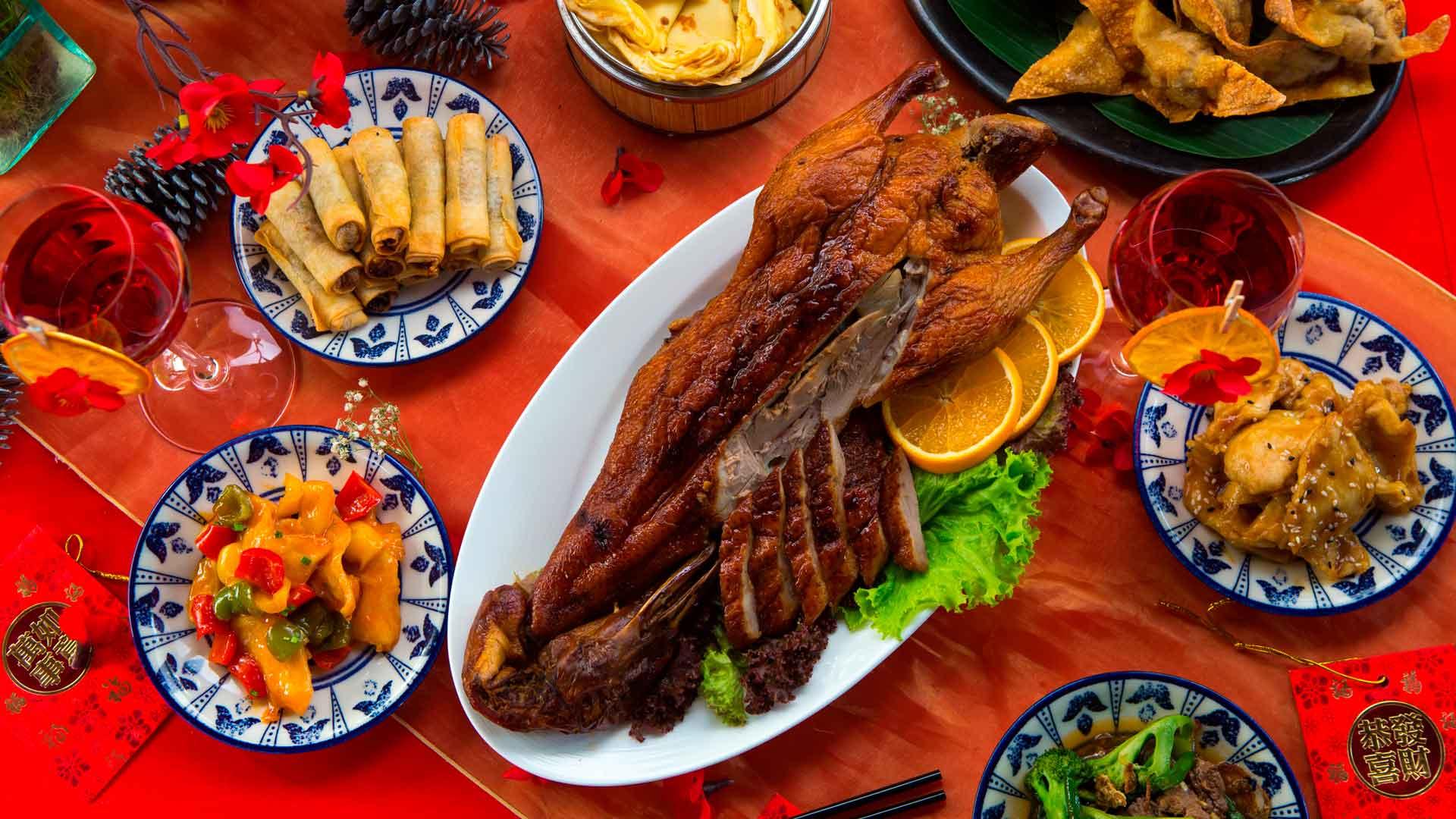 Restaurantes en Ciudad de México para celebrar el Año Nuevo Chino
