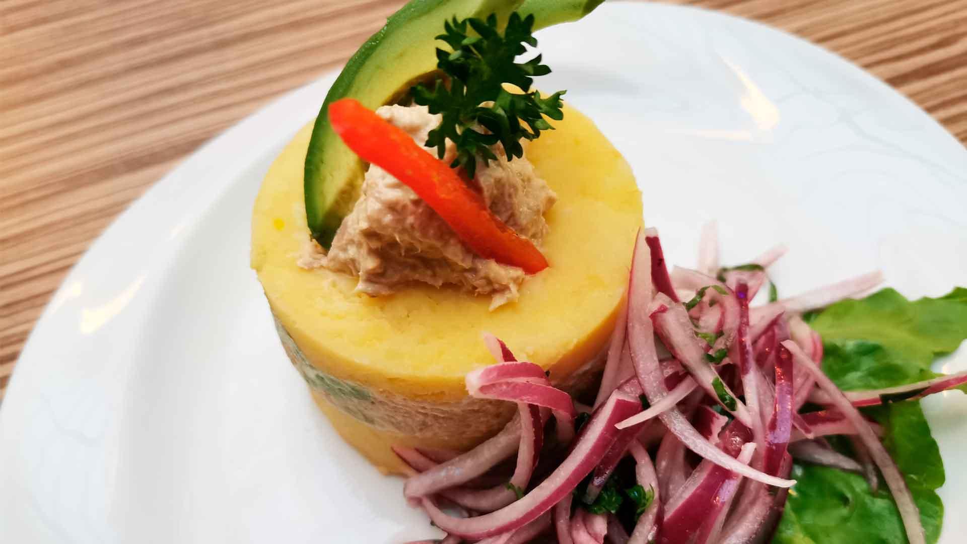 Viaja a Sudamérica en el restaurante Asia Perú
