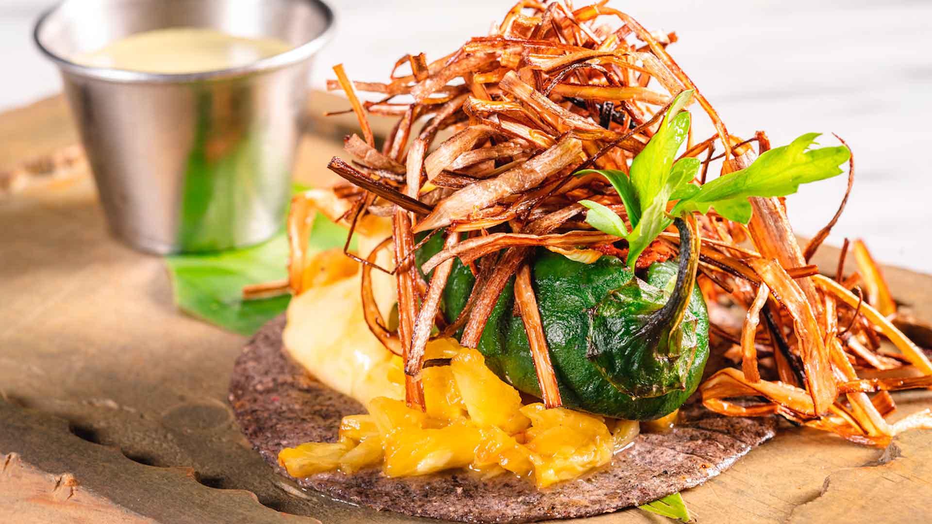 CAO de Tierra y de Mar, gastronomía de la Baja en la Riviera Maya