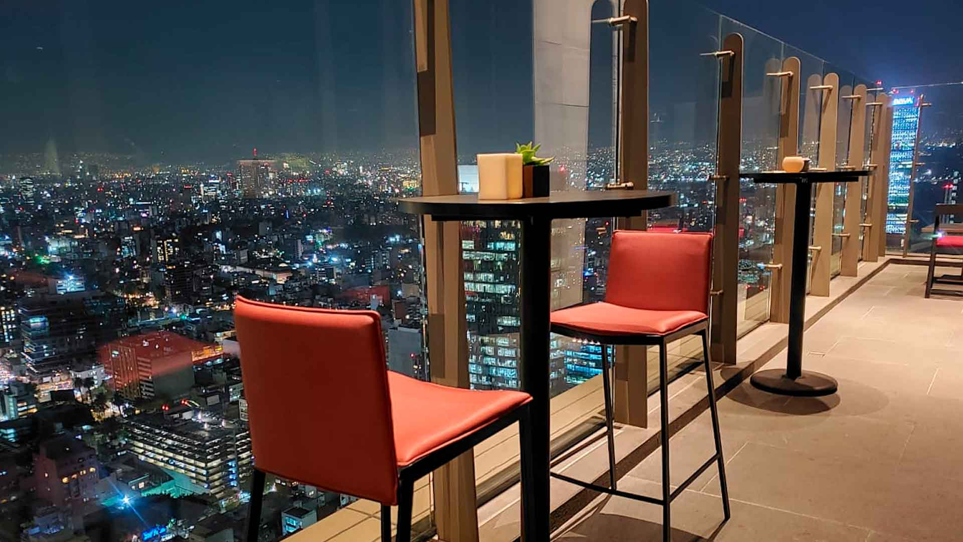 Bar Cityzen, el maravilloso rooftop del hotel Sofitel