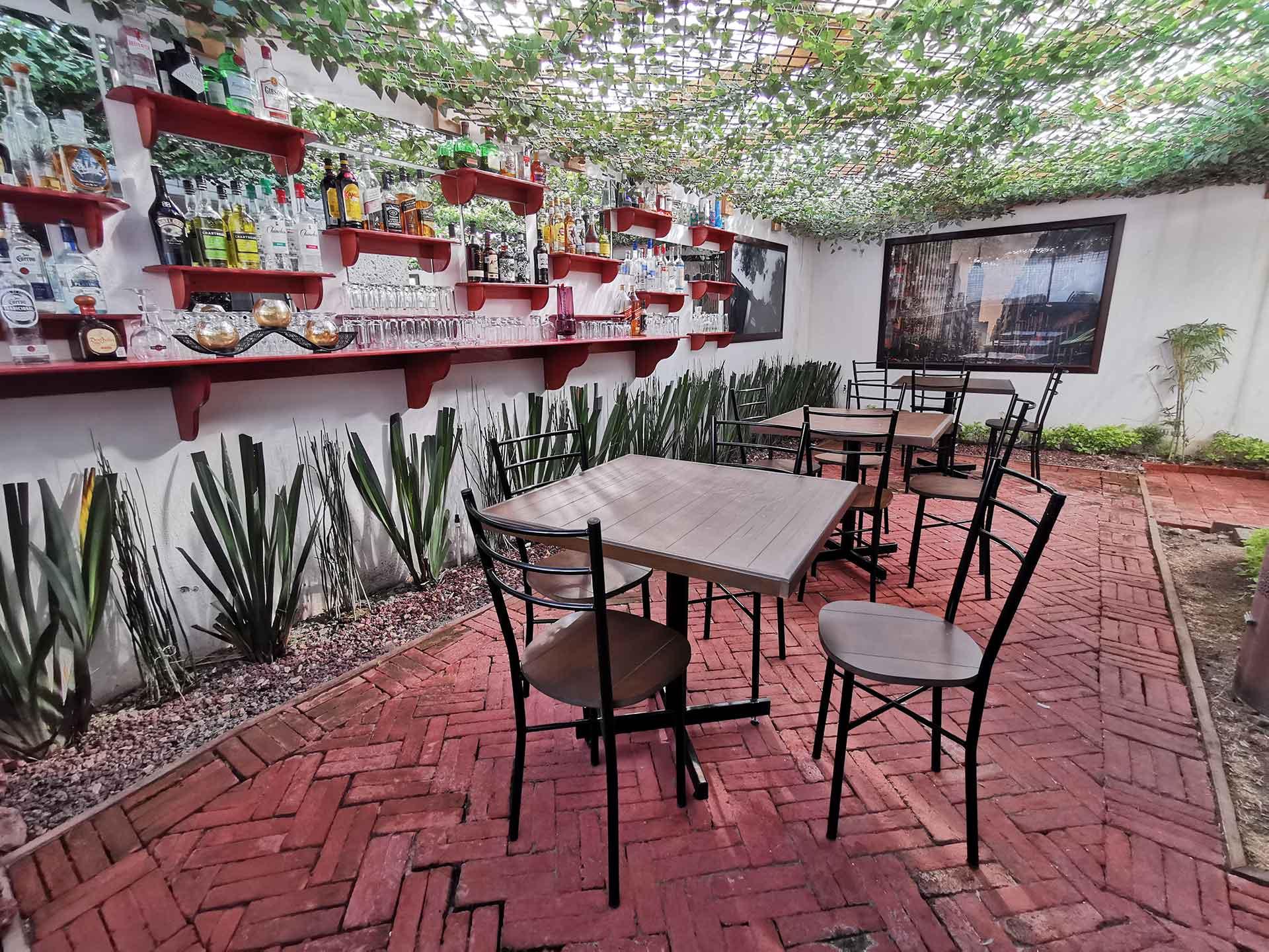 restaurante Cenizo