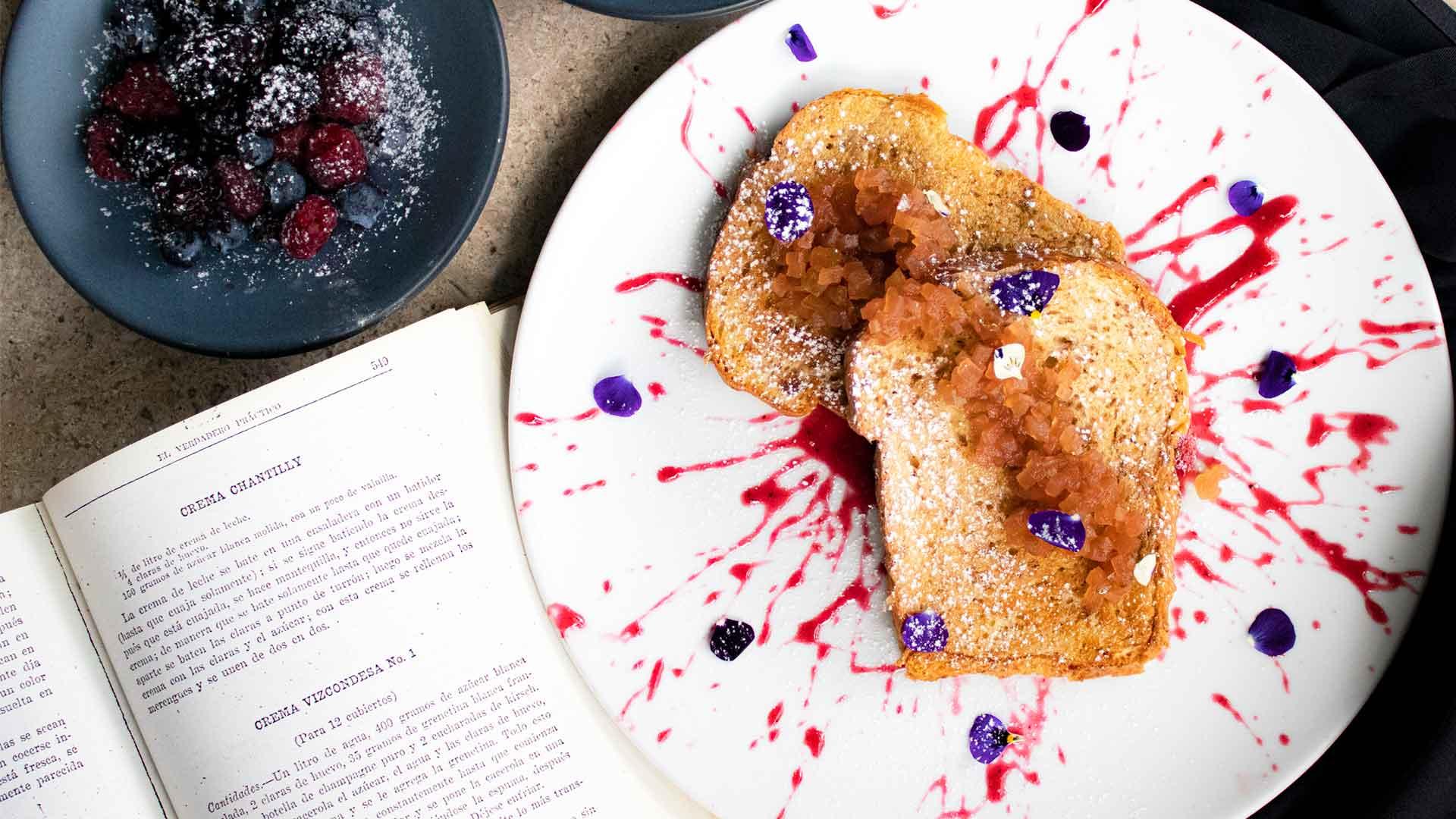 Por qué desayunar en Comal de Piedra