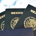 Costos pasaporte mexicano y visa americana 2020