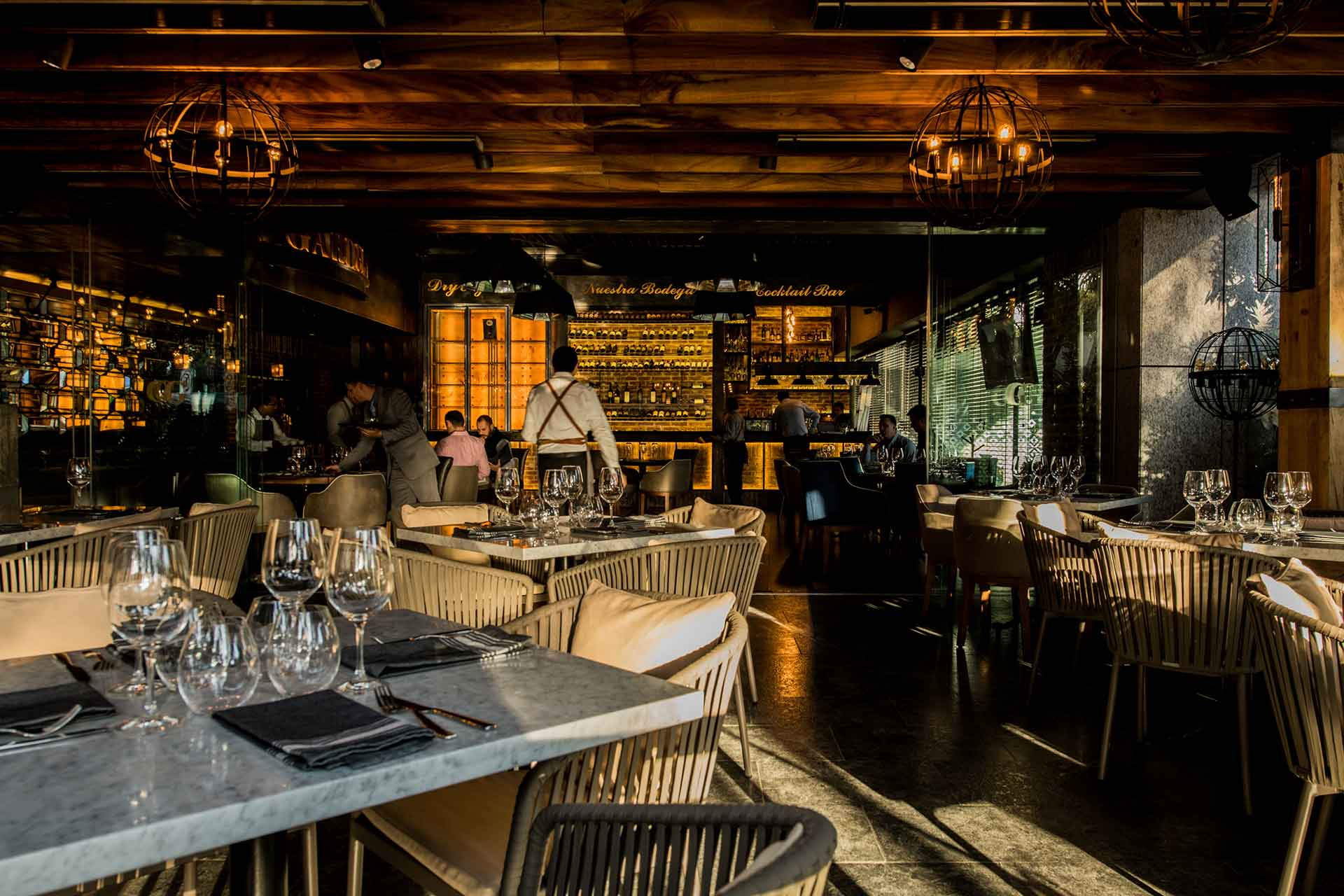 restaurante Gardela