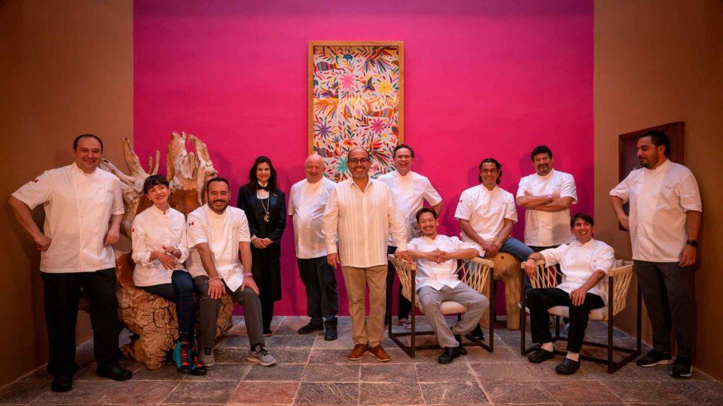 Hotel Xcaret México celebra su primer encuentro gastronómico