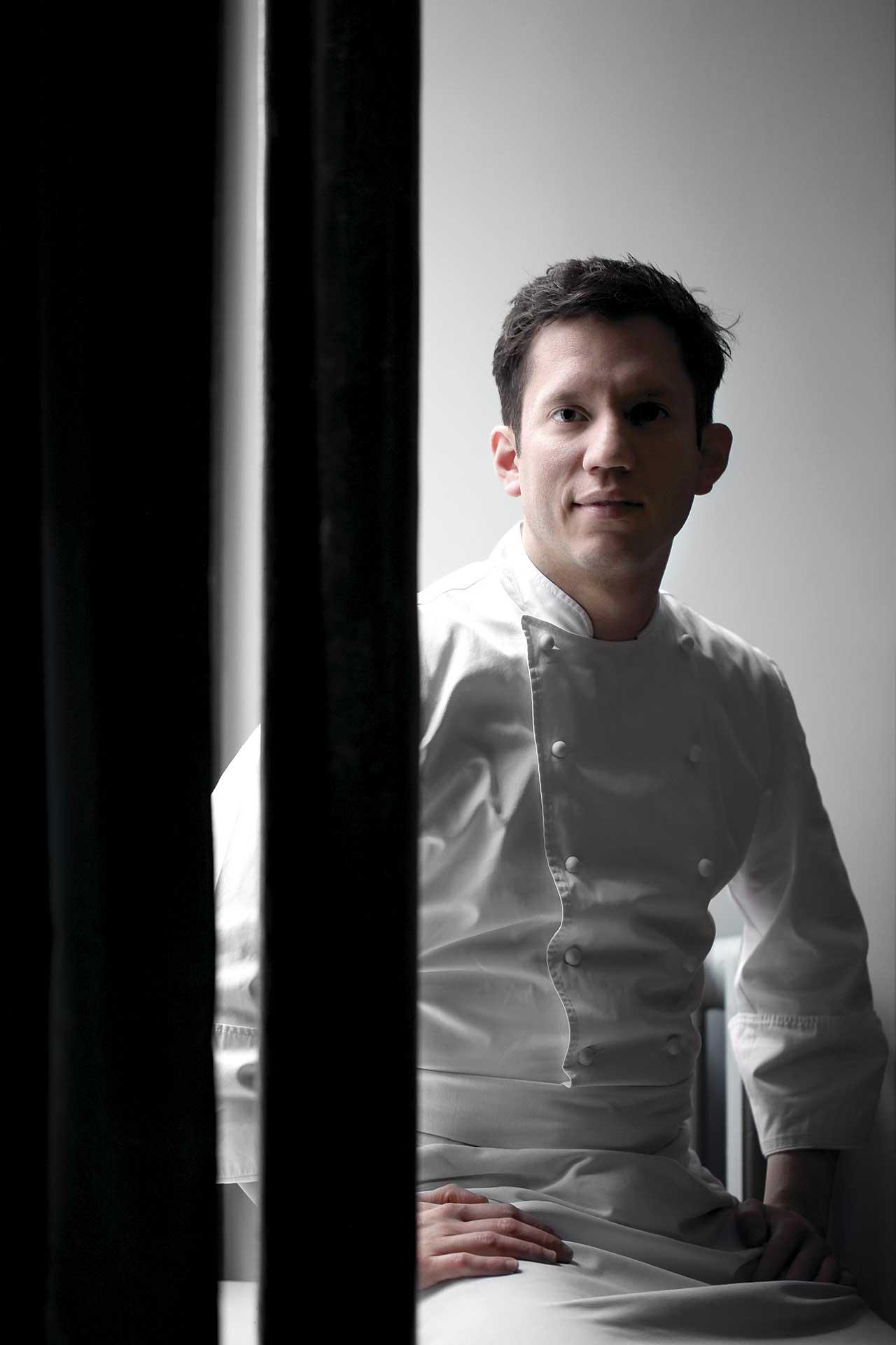chef Indra Carrillo