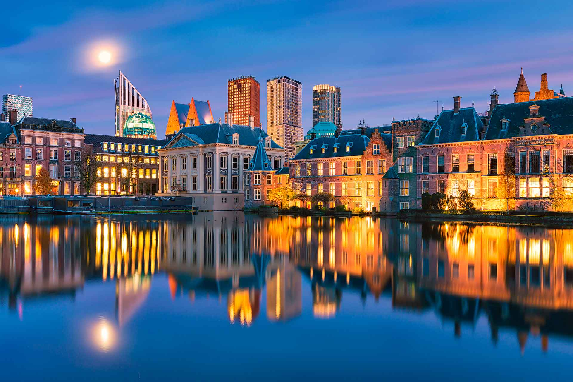 ciudad La Haya