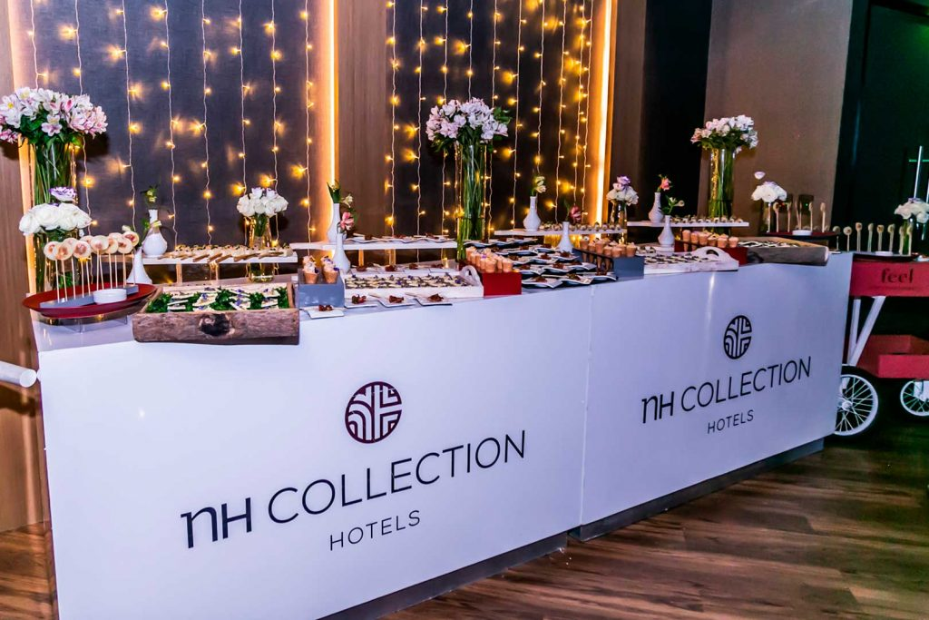 Vive grandes eventos en NH Collection Mexico City Reforma