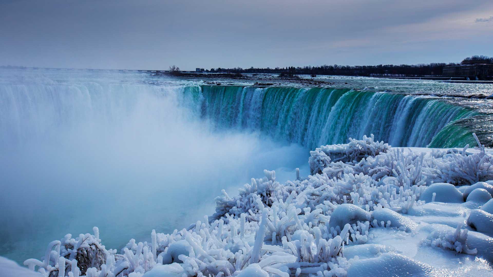 4 paradas imperdibles en Niágara para visitar en invierno