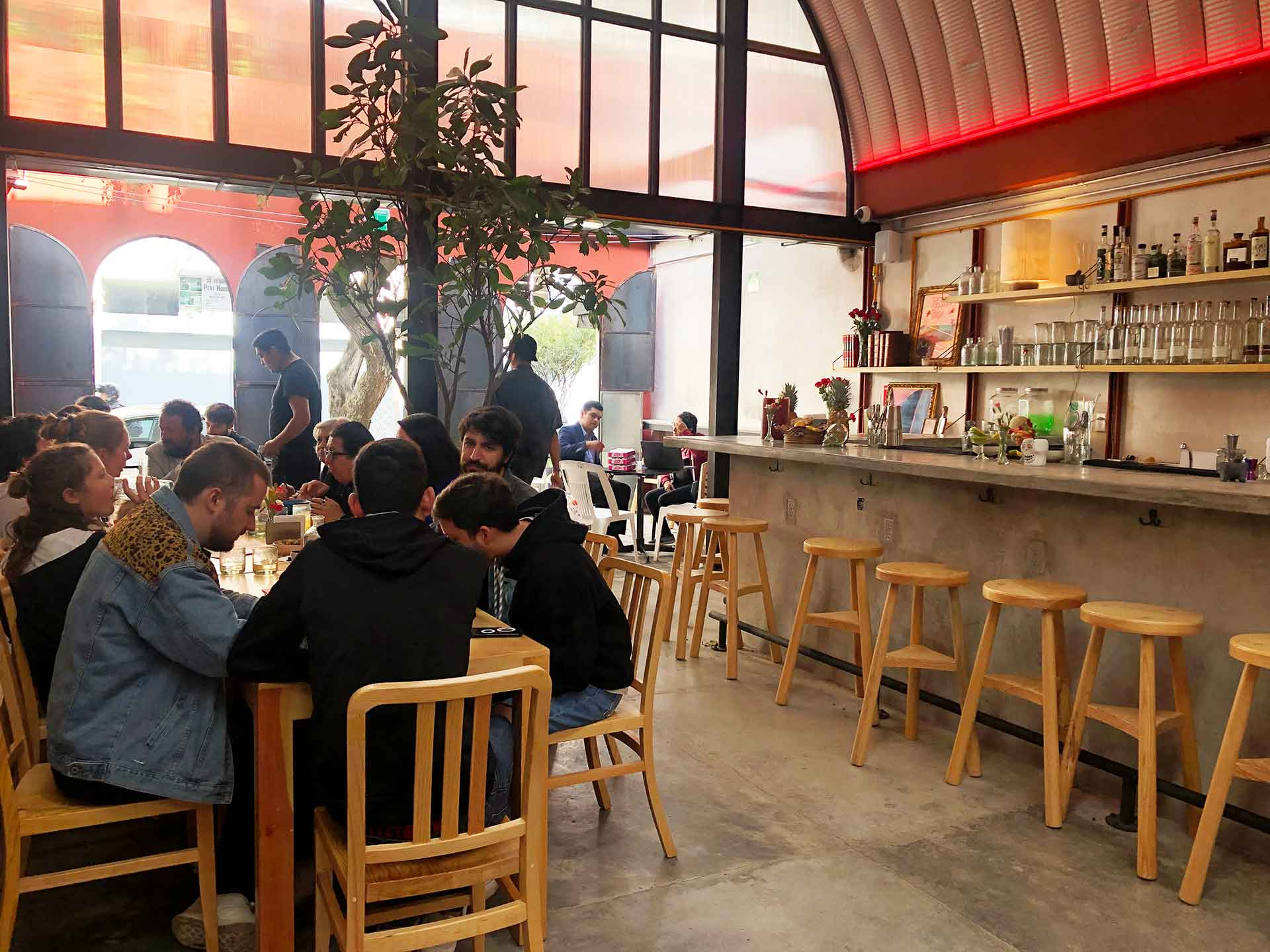 restaurante Reclusa Parda