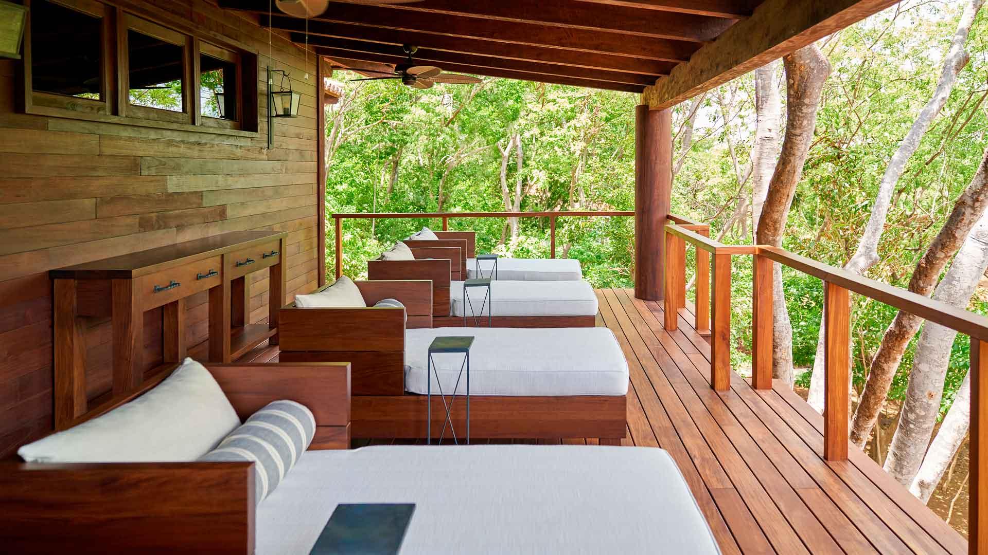 Spa en El Bosque: relajación en las copas de los árboles