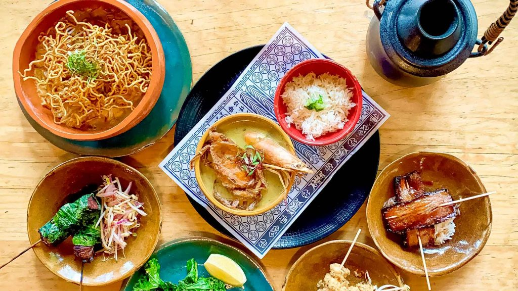 Suuwaii: comida callejera asiática en Ciudad de México