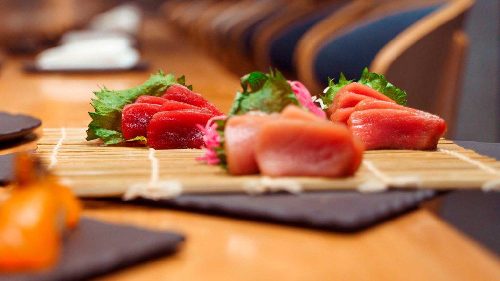 Sake Sushi Bar: creativa cocina japonesa