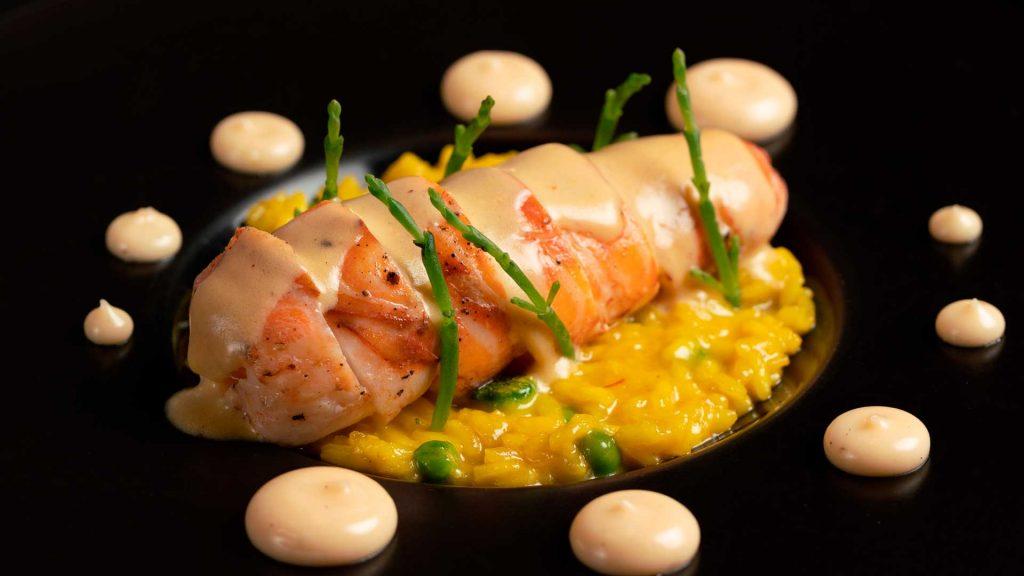 Sibau, un restaurante con la magia de Bruno Oteiza