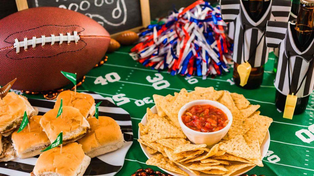 Recetas rápidas para disfrutar del Super Bowl