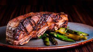 Tress Prime Steak House, de carne añejada y otras delicias