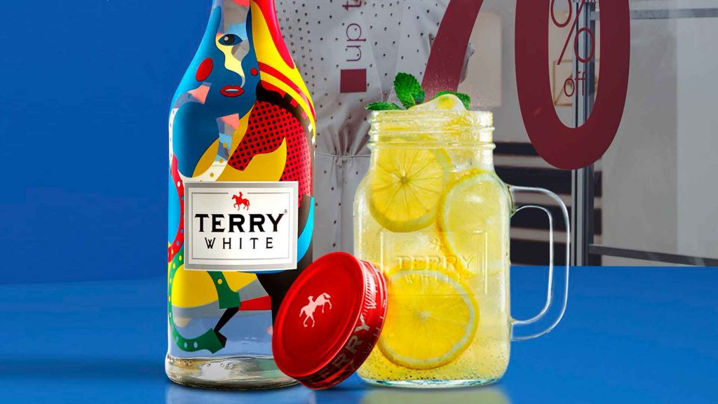 Terry White: el primer brandy blanco