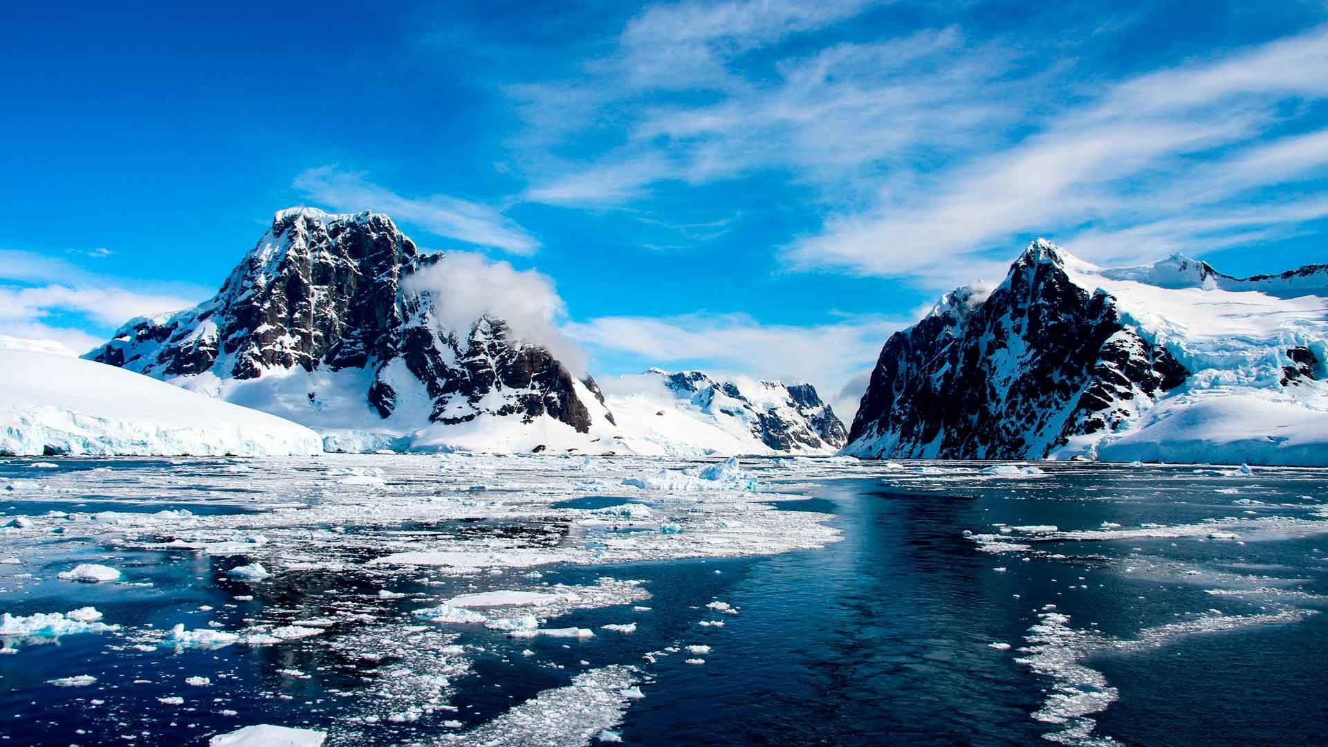 ¿Por qué se está derritiendo la Antártida?