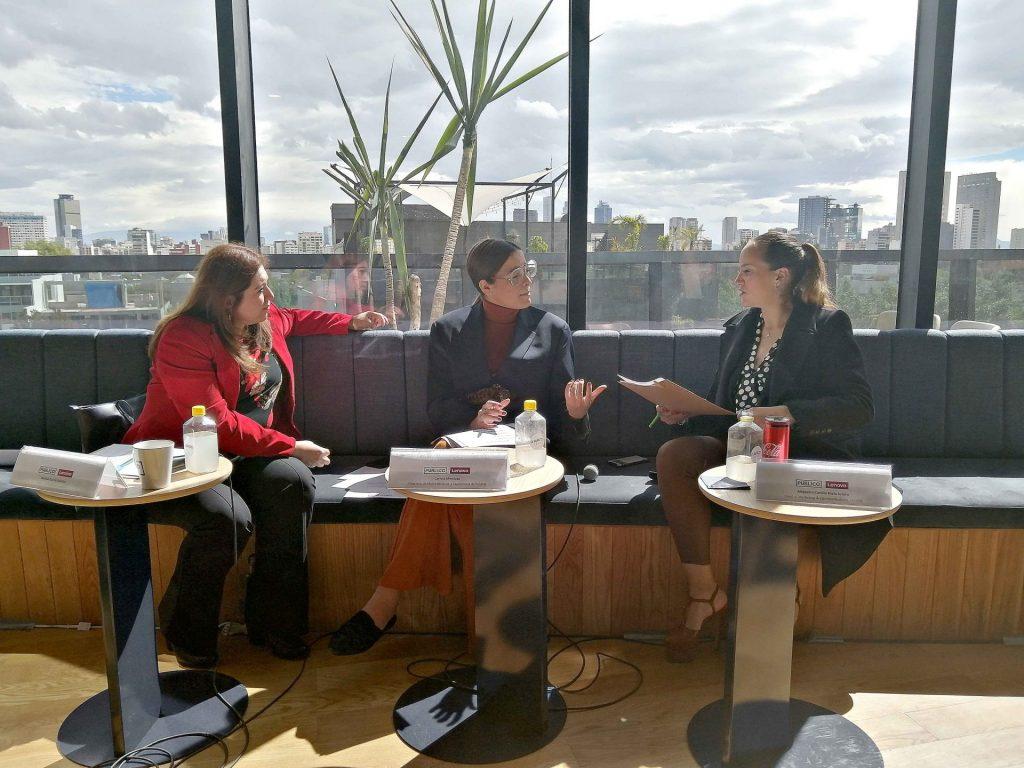 Lenovo y Público coworking apoyan el talento mexicano