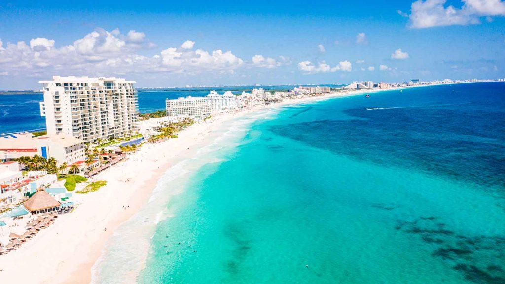 14 destinos reunidos en el sitio web Caribe Mexicano